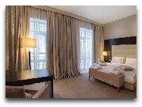 отель Crowne Plaza Borjomi: Номер Club King