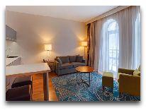 отель Crowne Plaza Borjomi: Номер Suite двухуровневый