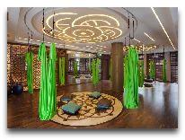 отель Crowne Plaza Borjomi: Комната для Йоги