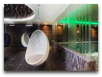 отель Crowne Plaza Borjomi: СПА зона