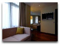 отель Crowne Plaza Borjomi: Номер с кроватью King-size с балконом