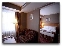 отель Crowne Plaza Vilnius: Номер bussines