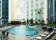 отель Crowne West Plaza Hanoi: Открытый бассейн