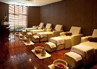 отель Crowne West Plaza Hanoi: Спа-салон