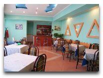 отель Crystal: Ресторан