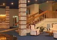 отель Dacia: Холл