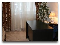 отель Dacia: Номер Luxe