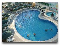 отель Wyndham Hotel Tashkent: Открытый бассейн