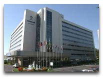 отель Wyndham Hotel Tashkent: Фасад