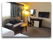 отель Wyndham Hotel Tashkent: Номер Deluxe