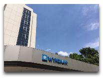 отель Wyndham Hotel Tashkent: Фасад отеля