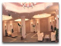 отель Wyndham Hotel Tashkent: Холл отеля