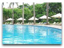 отель Daewoo: Открытый бассейн