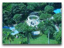 отель Daewoo: Территория отеля