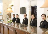 отель Dalat Edensee Lake Resort & Spa Hotel: Reception