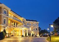 отель Dalat Edensee Lake Resort & Spa Hotel: Подъезд