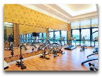 отель Dalat Edensee Lake Resort & Spa Hotel: Фитнес-центр