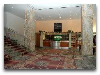 лечебный комплекс Центр отдыха и реабилитации DAMIS: Вестибюль центра