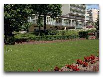 лечебный комплекс Центр отдыха и реабилитации DAMIS: Территория