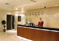 отель Daniela: Ресепшен