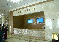отель Dashoguz: Ресепшен отеля