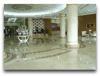 отель Dashoguz: Холл отеля