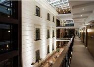 отель Daugirdas: Внутренний двор отеля