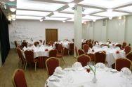 отель Daugirdas: Ресторан