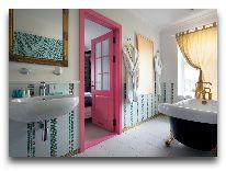 отель De Gaulle: Номер Люкс Арт - Ванная