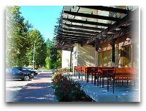 отель Hotel De Lita: Летняя терраса