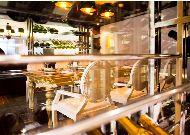 отель Hotel de l'Opera Hanoi: Ресторан Satine
