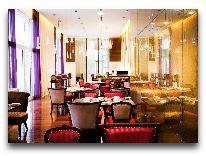 отель Hotel de l'Opera Hanoi: Ресторан