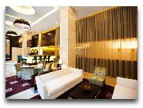 отель Hotel de l'Opera Hanoi: Холл