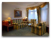 отель Hotel Roma: Номер executive Suite