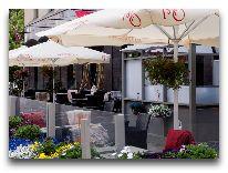 отель Hotel Roma: Летняя терраса