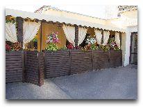 отель Дейма: Летнее кафе