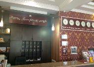 отель Deluxe: Ресепшен отеля