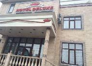 отель Deluxe: Фасад отеля