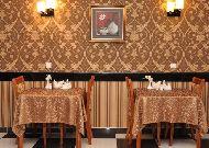 отель Deluxe: Ресторан
