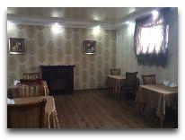 отель Deluxe: Ресторан отеля