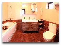 отель Deluxe: Ванная комната