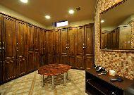 отель Deluxe Hotel: Раздевалка