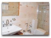 отель Deluxe Hotel: Ванная