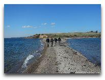 отель Denmark Fiching & outdoor Lodge: Вышли на рыбалку