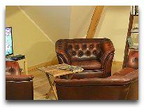 отель Denmark Fiching & outdoor Lodge: Уголок для отдыха