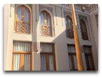 отель Devon Hotel: Дворик отеля