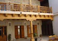 отель Heritage Hotel Devon Begi: внутренний дворик отеля