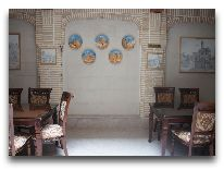 отель Heritage Hotel Devon Begi: Ресторан