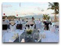 отель Diamond Bay Resort & Spa Hotel: Ресторан возле бассейна