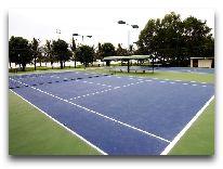 отель Diamond Bay Resort & Spa Hotel: Теннисный корт